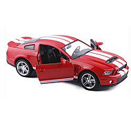 cheap -Toy Cars Race Car Toys Pull Back Vehicles Music & Light Metal Pieces Unisex Gift