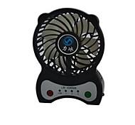 Новый bajiaoshan мини портативный перезаряжаемый вентилятор USB ручной электрический вентилятор три передачи регулируемым