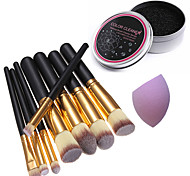 1 Powder Puff/Beauty Makeup Brushes Brush Egg & Cleaners Dry Face Coverage Concealer Other China