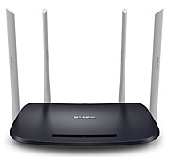 Недорогие -Tp-link smart wireless router 1200mbps 11ac dual band wifi router приложение включено tl-wdr6300 китайская версия