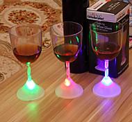 baratos -Plástico Garrafas de Água Bagels Festa/Coquetel Casual Para Noite Copos 1