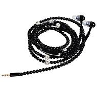 Eexpek BL00 Fashion Bluetooth earphone Pendant Necklace Earphone Stereo Handsfree Bluetooth earphone Female Clothes ornament