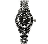 cheap -Women's Fashion Watch Bracelet Watch Japanese Quartz Japanese Quartz Water Resistant / Water Proof Shock Resistant Imitation Diamond Alloy