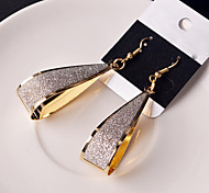 cheap -Women's Drop Earrings - Classic Black / Silver / Golden For Wedding / Party / Daily