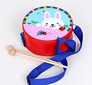 Недорогие -Музыкальные игрушки Обучающая игрушка Для получения подарка Конструкторы Цилиндрическая Дерево 2-4 года 5-7 лет Игрушки