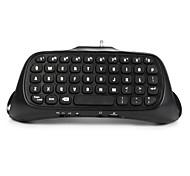 dobe tp4-022 мыши и клавиатуры для ps4 slim keyboard black english