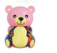Недорогие -Конструкторы Обучающая игрушка Для получения подарка Конструкторы Модели и конструкторы Пластик 2-4 года 5-7 лет Игрушки