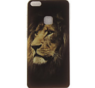 cheap -Case For Huawei IMD Pattern Back Cover Animal Soft TPU for P10 Lite P10 P8 Lite (2017) Honor 6X Huawei Y6 II / Honor Holly 3 Huawei Y5 II