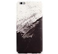 Недорогие -Для яблока iphone 7 7plus чехол обложка задняя обложка корпус мрамор жесткий pc 6s plus 6 plus 6s 6
