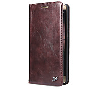 Fierre Shann ® PU Leather Card Holder with Stand Case for Huawei Mate 9/Mate9 pro