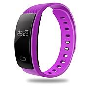 Braccialetto intelligente di lemfo qs80 / smartwatch / bluestere 4.0 inseguitore di idoneità del sonno del monitor della frequenza