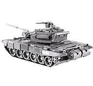 3D Puzzles Jigsaw Puzzle Metal Puzzles Toys Tank 3D DIY Unisex Pieces
