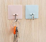 Недорогие -Крючки Организация одежды Крючки для сумок Крючки для ванной Крючки для кухни Оригинальные крючки сОсобенность являетсяМилый стиль