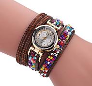 cheap -Women Fashion Wristwatch Unique Creative Casual Cool World Map Ladies Bracelet Watches Quartz PU Band Charm Luxury Female Relogio Feminino Watch