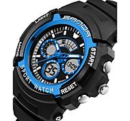 SANDA Men's Smart Watch Sport Military Style Waterproof Sport Japanese Quartz Watches Shock Men's Relogio Digital Watch