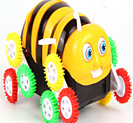 Carros de juguete Juguetes Abeja Plásticos Unisex Regalo Figuras de Acción y Juguete Juegos de acción