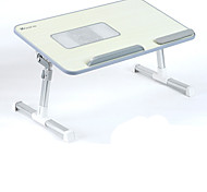For MacBook iPad Tablet PC Laptop Stand Holder Aluminum Foldable Helps to Dissipate Heat Stand with Cooling Fan