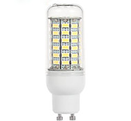 4.5W GU10 LED Corn Lights 69 LEDs SMD 5730 Cold White 200-300lm 6500K AC 220-240V