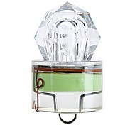 cheap -Green Diamond LED Fishing Lights Deep Drop Swordfish Squid Bait Strobe Outdoor Fishing