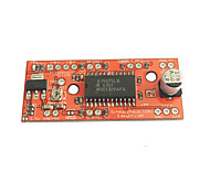 baratos -Easydriver v4.4 placa de driver do motor stepper para arduino