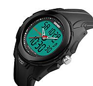 Недорогие -Смарт-часы Защита от влаги Спорт Многофункциональный Секундомер будильник Календарь С двумя часовыми поясами Other Нет Слот для сим-карты