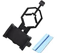 Cellphone Adapter MountSpotting Scope Mobile Phone HolderCell Phone AdapterDigiscoping holder for Riflescope Digiscoping