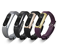 cheap -Watch Band for Mi Band 2 Xiaomi Sport Band Rubber Wrist Strap