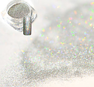 cheap -1pcs Acrylic Powder / Powder / Glitter Powder Elegant & Luxurious / Sparkle & Shine / Nail Glitter Nail Art Design