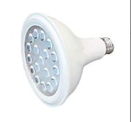 Недорогие -18W 600 lm Растущие лампочки PAR38 светодиоды Высокомощный LED Двойной цвет источника света AC 220-240V