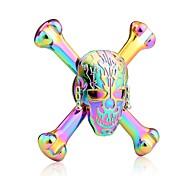 Fidget Spinner Hand Spinner Toys New Hot Skull Pirate Metal Gift