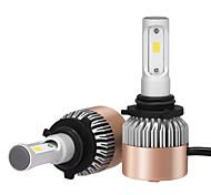 9006 36W/2pcs LED Headlight Kit Bulbs Chip 3600LM LED Car Headlight Bulbs Conversion Kit 9v-32v Replace for Halogen or HID Bulbs 6500K 12V
