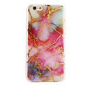 For iphone 7plus/iphone 7 Case Luxury3D Granite Marble Case Fashion Smooth Stone Pattern Cover Phone Cases For iphone6 /6S/iphone 6plus