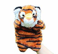 Puppen Fingerpuppe Spielzeuge Rabbit Tiger Tiere Kind Stücke