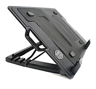 For MacBook Laptop Stand Support Plastic Steady Laptop Stand with Cooling Fan