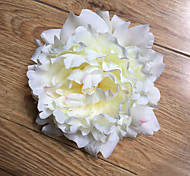 cheap -Artificial Flowers 5 Branch Pastoral Style Peonies Tabletop Flower