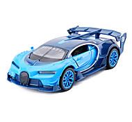 Модели автомобилей Машинки с инерционным механизмом Игрушечные машинки внедорожник Игрушки Автомобиль Металлический сплав Металл Куски