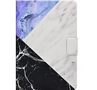 Fall für Samsung Galaxy Tab t580 t560 Marmor Muster PU Leder Material flachen Schutzhülle Fall t550 t530 t350 t330 t280