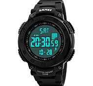 Skmei® Men's Outdoor Sports Multifunction LED Digital Wrist Watch 50m Waterproof Assorted Colors