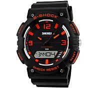 cheap -SKMEI® 1057 Men's Woman Watch Outdoor Sports Multi - Function Watch Waterproof Sports Electronic Watches 50 Meters Waterproof