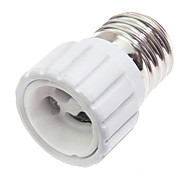 HKV® 1PCS E27 to GU10 lamp Holder Converter Socket Conversion light Bulb Base Type Adapter