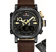 Men's Unique Creative Watch Casual Watch Digital Watch Sport Watch Military Watch Dress Watch Fashion Watch Wrist watch Bracelet Watch