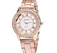 Жен. Нарядные часы Модные часы Наручные часы Уникальный творческий часы Повседневные часы Имитационная Четырехугольник Часы Китайский