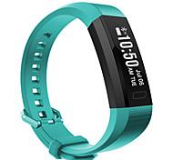 braccialetto astuto del bluetooth della donna di yy y11 / smartwatch / pedometro di sport per il telefono androide di ios