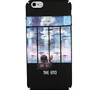 Custodia per appleiphone 7 plus / 7 copertina copertina caso caso parola / frase pacchetto hard pc iphone 6s plus / 6 plus / 6