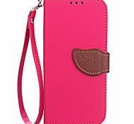 Чехол для nokia lumia 650 630 чехол для карточек держатель кошелек с подставкой флип полный корпус корпус сплошной цвет твердая кожа pu
