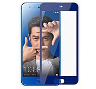 abordables -Protector de pantalla Huawei para Honor 9 Vidrio Templado 1 pieza Protector de Pantalla, Integral Anti-Huellas Anti-Arañazos A prueba de