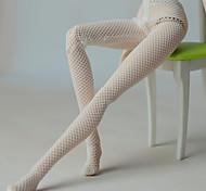 Недорогие -Чулки Грелка ноги Для Кукла Барби Брюки Чулки Для Девичий игрушки куклы