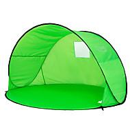 2 человека Световой тент Один экземляр Палатка Однокомнатная Тент для пляжа Ультрафиолетовая устойчивость Дожденепроницаемый Защита от