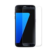abordables -Protector de pantalla Samsung Galaxy para S7 Vidrio Templado 1 pieza Protector de Pantalla Frontal Borde Curvado 2.5D Dureza 9H Alta