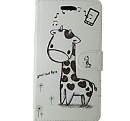 Недорогие -Чехол для Apple iphone 7 плюс 7 чехол чехол для карточек держатель кошелек с подставкой флип-паттерн полный корпус корпус sika олень hard